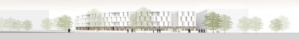 Wohnungsbau Erfurt Brühl-Süd
