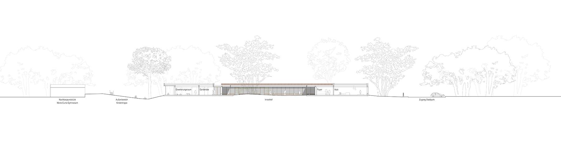 Neubau der Kita Märchenland in Wittenberge