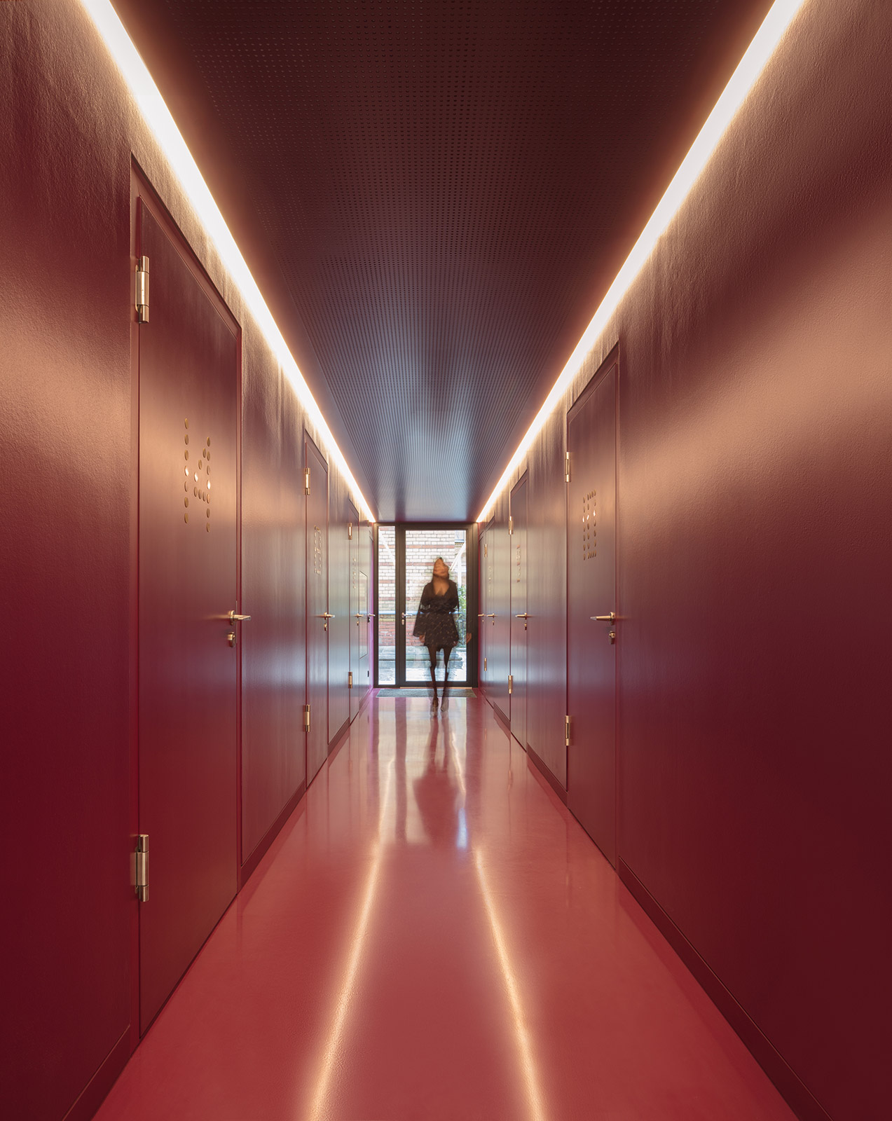 Pavillons Universität der Künste