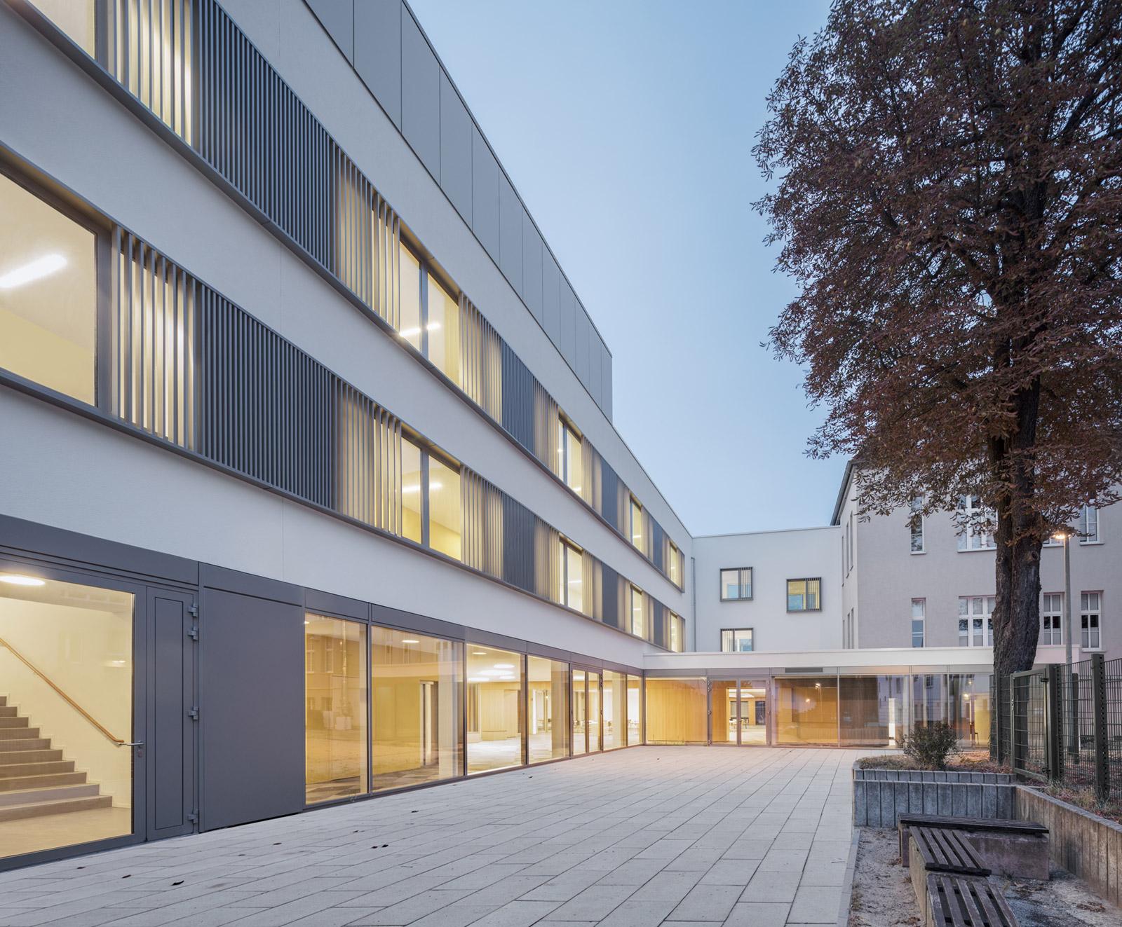 Einstein Gymnasium Neuenhagen bei Berlin