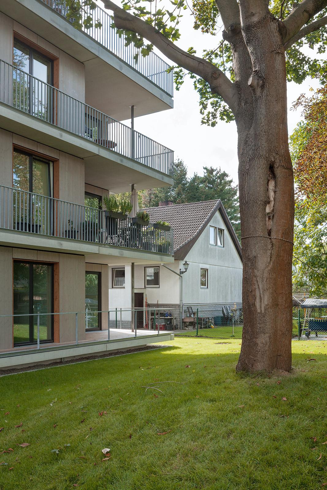 Wohnungsbau Berlin Rosenthal