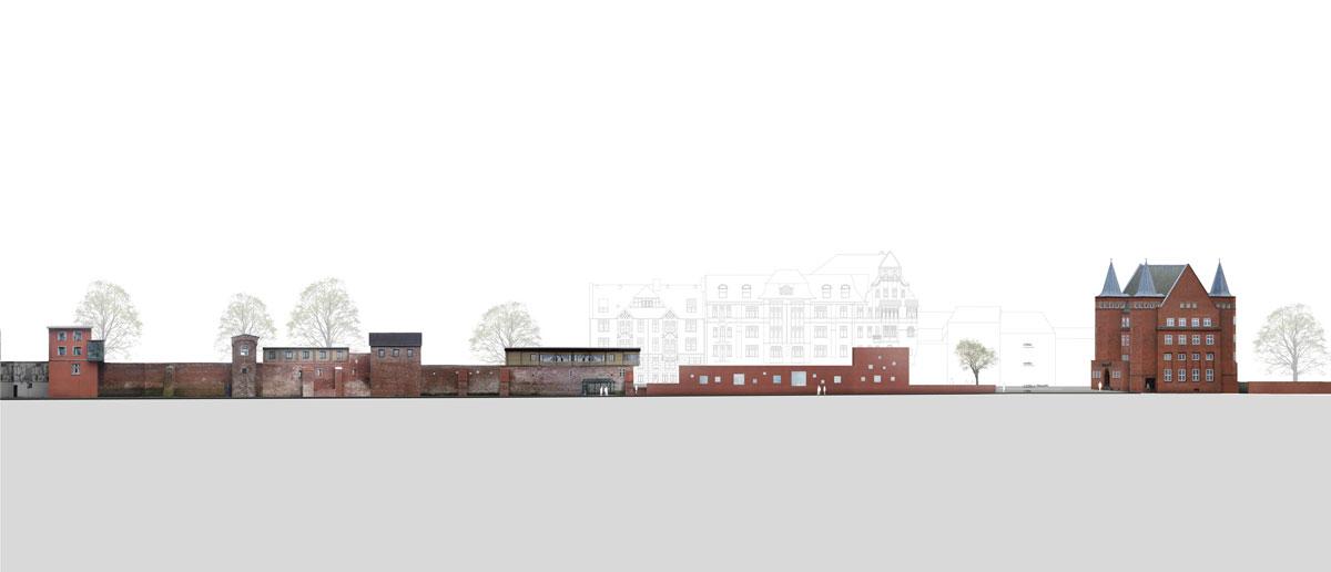 Neues Tribseer Stadttor Stralsund