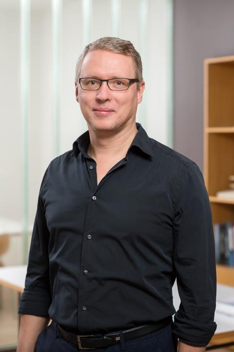 Portrait of Dirk Bertuleit