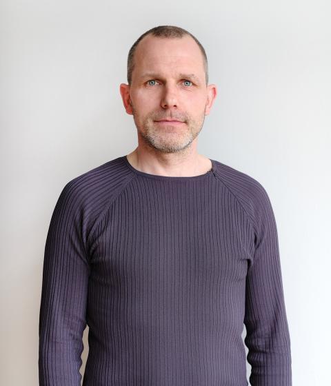 Portrait of Kai Schreiber