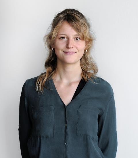 Portrait of Laura Pfarr