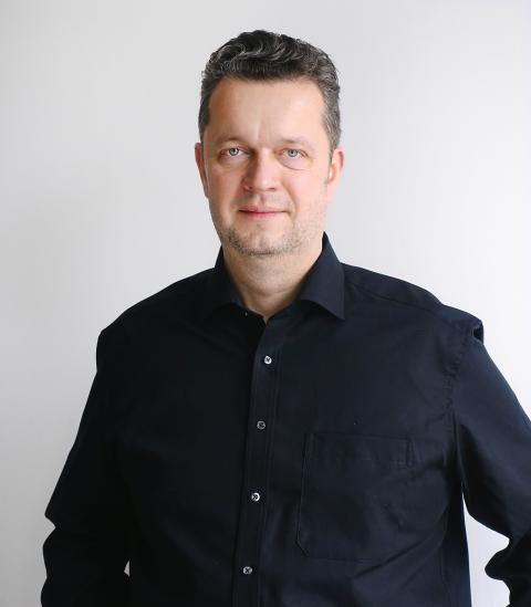 Portrait of Wolfgang Rasche